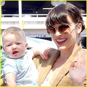Milla Jovovich is as Cute as Ever