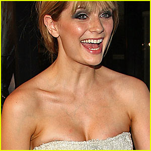 Mischa Barton is a Blue Vein Vixen