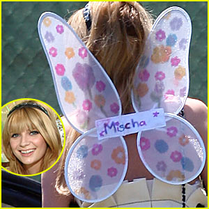 Mischa is a Barton Butterfly