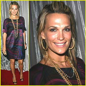 Molly Sims Captures the Night