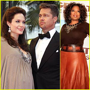 Oprah Overpowers Brad and Angelina
