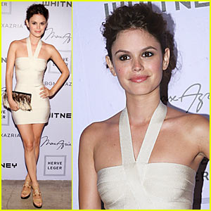 Rachel Bilson is Herve Leger Lovely
