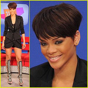 Rihanna's BET: All in!