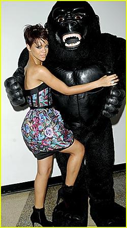 Rihanna is a Cartier Queen