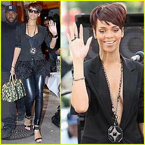 Rihanna: I'm Not in Love (With Chris Brown)