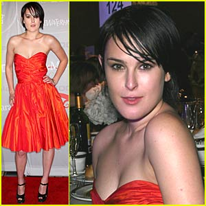Rumer Willis is a Woman in Film