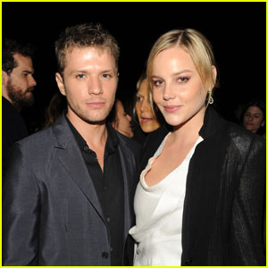 Ryan Phillippe & Abbie Cornish's Barbecue Bliss