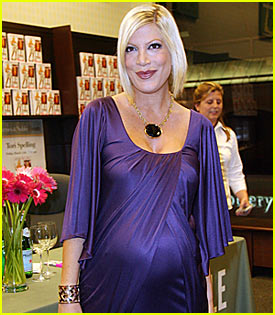 Tori Spelling: Daughter on the Way!
