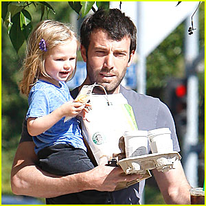 Violet Affleck is a Coffee Kid
