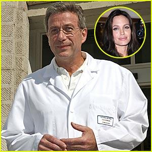Doctor: Angelina Jolie Is Doing Very Well