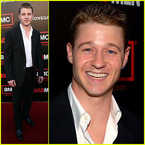 Ben McKenzie is Mad for Mad Men