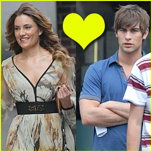 Chace Crawford Digs Cougars
