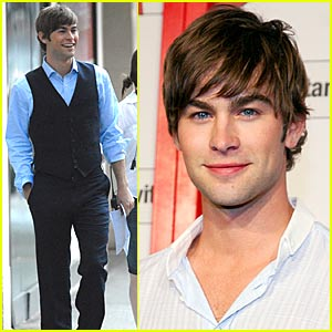 Chace Crawford is a VitaminWater Womanizer
