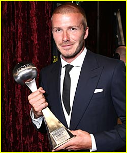 David Beckham And His $250 Million Shoes
