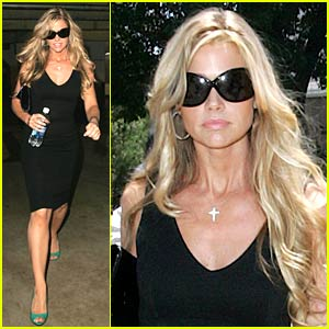 Denise Richards: The Custody Battle Continues