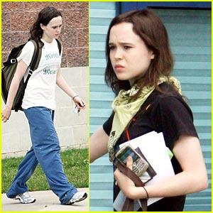 Ellen Page Whips It Good