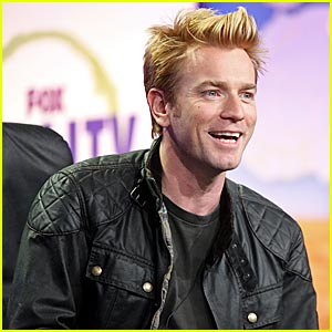 Ewan McGregor Revs Up His Reality Show