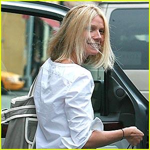 Gwyneth Paltrow Gets The Cut