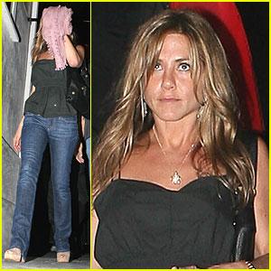 Jennifer Aniston is Very Villa