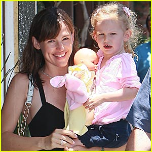 Jennifer Garner is Very Vandalia