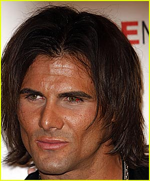Jeremy Jackson Lives Up Las Vegas