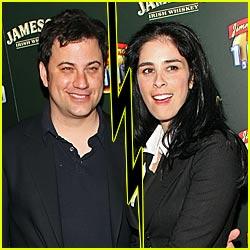Jimmy Kimmel & Sarah Silverman Split