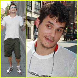 John Mayer Tickles TMZ