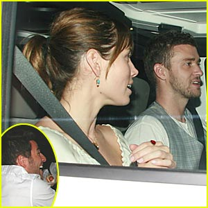 Justin Timberlake & Jessica Biel are a Kress Couple
