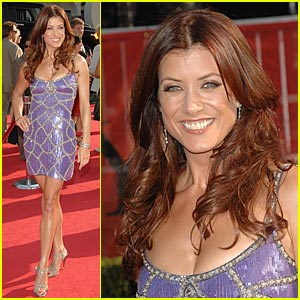 Kate Walsh Is ESPY-cially Pretty In Purple
