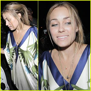 Lauren Conrad's Crown Clubbing