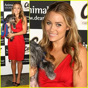 Lauren Conrad Has Paws For Style