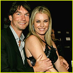 Rebecca Romijn Is Having Twins!