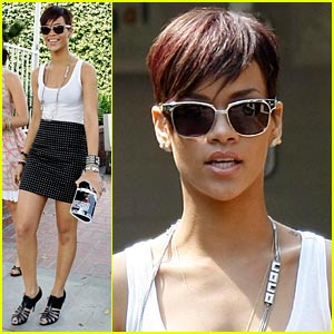 Rihanna is Fred Segal Sexy