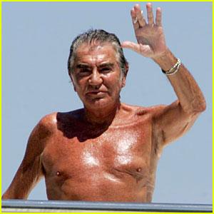 Roberto Cavalli Looks Tan-tastic