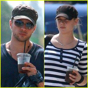 Ryan & Abbie and Coffee Mates