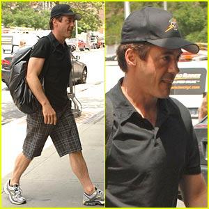 Robert Downey Jr. Shines As Sherlock