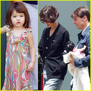 Katie Holmes To Guest Star On 'Eli Stone'?