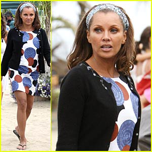 Vanessa Williams Hearts Hannah Montana