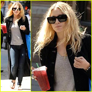 Ashley Olsen is Under The Influence
