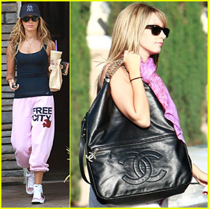 Ashley Tisdale Frees Cities