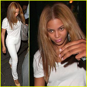 Beyonce is a Spotted Pig