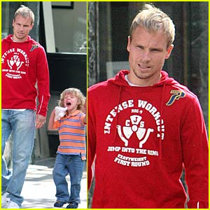 Brian Littrell: Oh, Baby Baby Baylee!