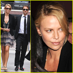 Charlize Theron is Mile High