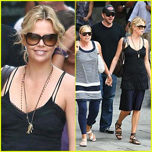 Charlize Theron is Cipriani Sexy