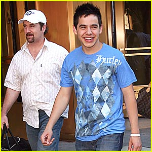 David Archuleta Has A Crush On You