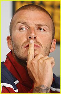 David Beckham is a Deep Thinker