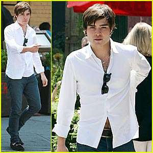 Ed Westwick's Noon at Nero