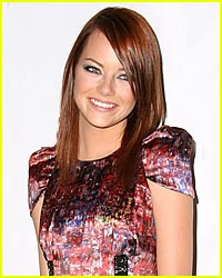 Emma Stone is Red Hot