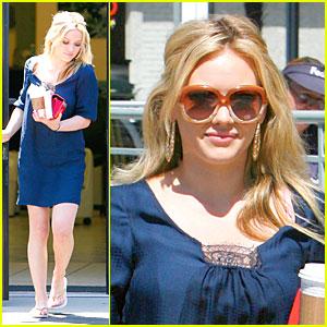 Hilary Duff is Very Venus