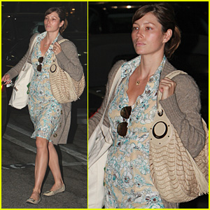 Jessica Biel: Baby Bump Watch?